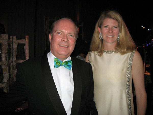 Jim Taylor and Weetie Whittemore