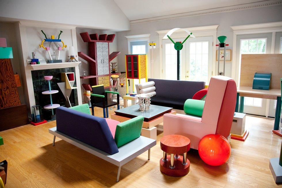 Memphis comes to memphis memphis magazine - Studio interior design milano ...