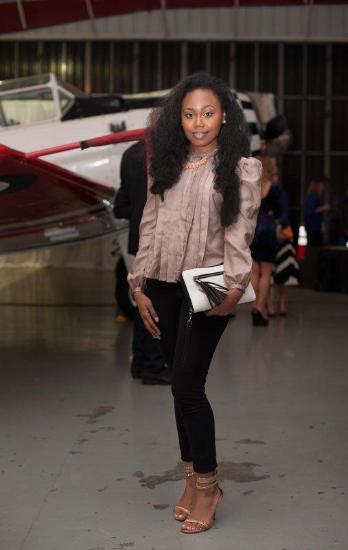 Amber Davis (style blogger intern with Choose 901)