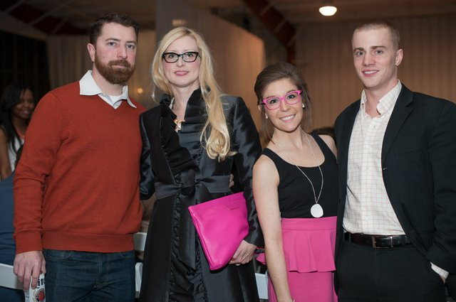 Brennan Condo, Kyra Condo, Brittany Mathis, Chris Rosson