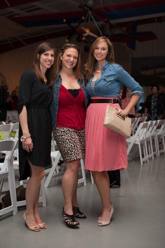 Tracey Ambrose, Jessica Sparrow, Kristin Scobey