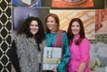 Ashley Longshore, Jane Scott Hodges, and Stephanie Wilson