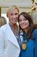 Abbie Williams and Donna Vanhoozer