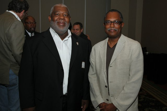 Claude Talford and Archie Willis