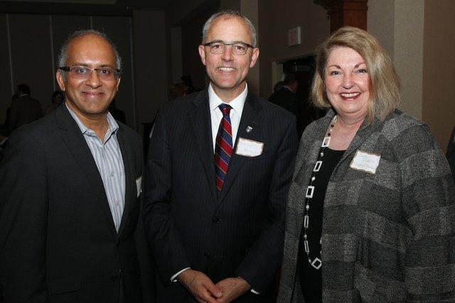 Balaji Krishnan, Kevin Boggs, Becky Dinstuhl