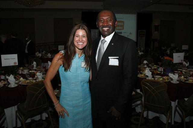 Sherry Brooks and Greg Duckett