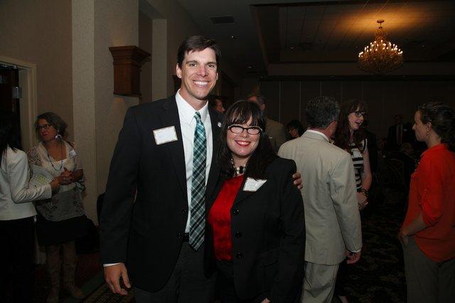 Stephen Kirkpatrick and Wendy Sumner Winter