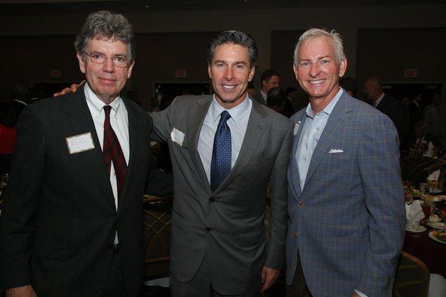Ward Archer, Kevin Adams, Johnny Pitts