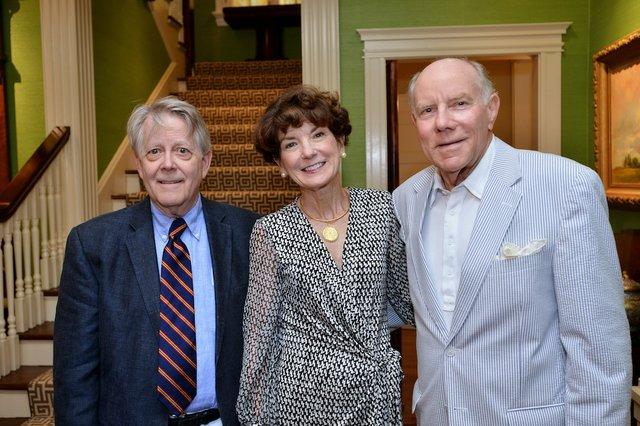 Clinton Bagley, Pamela Gotten, & Dr. Nick Gotten