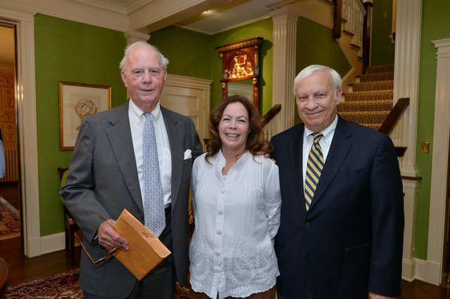John Shepherd, Carol Perel, & Hickman Ewing