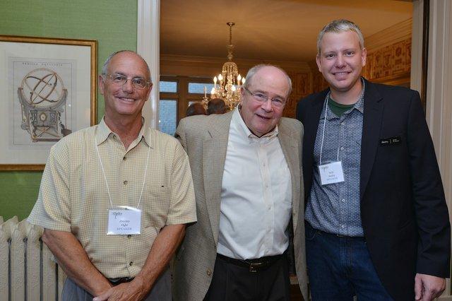 Jimmy Ogle, John R.S. Robilio, & Will Staley