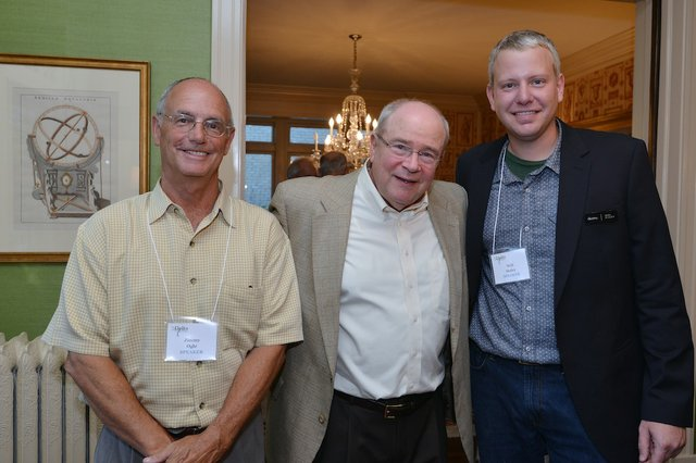 Jimmy Ogle, John R.S. Robilio, & Will Staley
