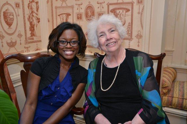 Tiffany Momon & Sue Reid Williams