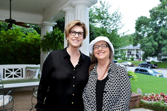 Julia Reed & Jeannie Whayne
