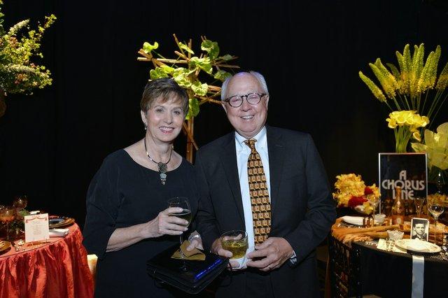 Gail & Ray George