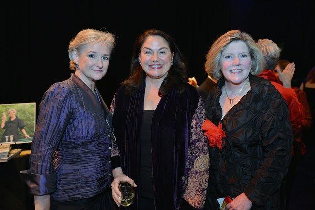 Christina Wellford, Kallen Esperian, & Dabney Coors
