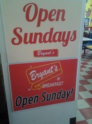 bryants sunday sign sm vertical.jpg