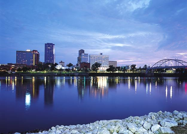 All rights reserved by Little Rock Convention and Visitors Bureau.