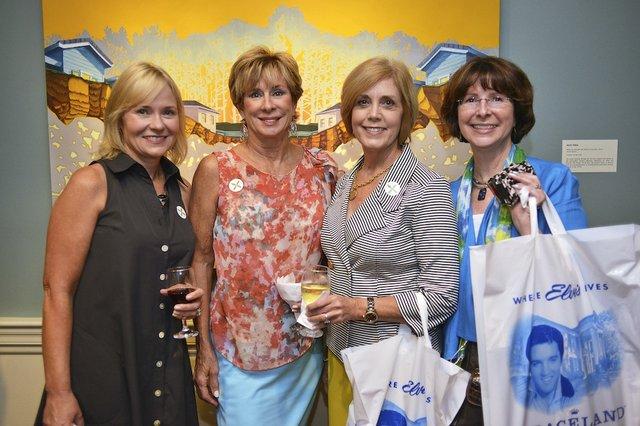 Bonnie Thornton, Sarah Haizlip, Dodie Hunter, Kathy Butler
