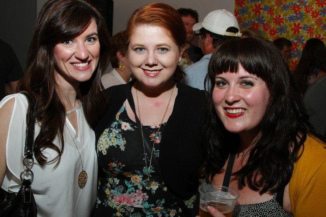 Elizabeth Gaia, Shannon Rhodes, Katie Mars