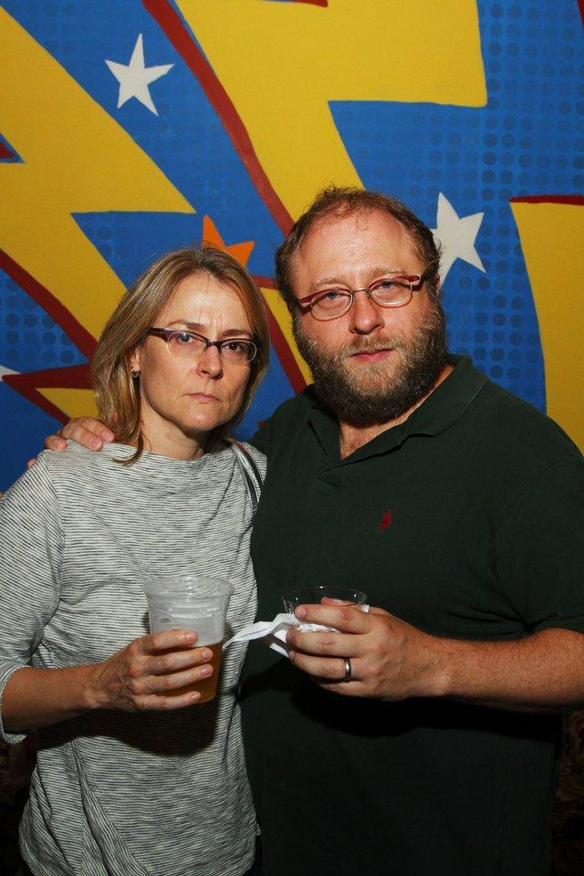 Susan & Robert Barnett