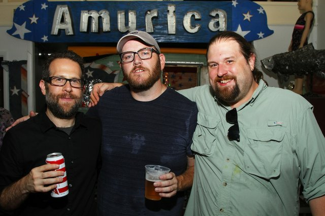 Matthew Jacobson, Blaine Loyd, Jeff Janovetz