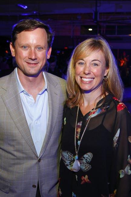 Brett and Megan Grinder