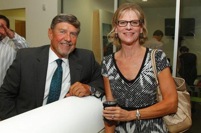 Al Fowler and Teresa Steele