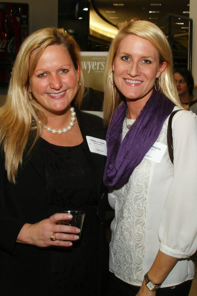 Tiffany Yates, Beth Buffington