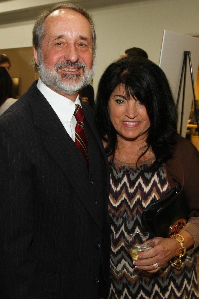 Larry and Joy Rice