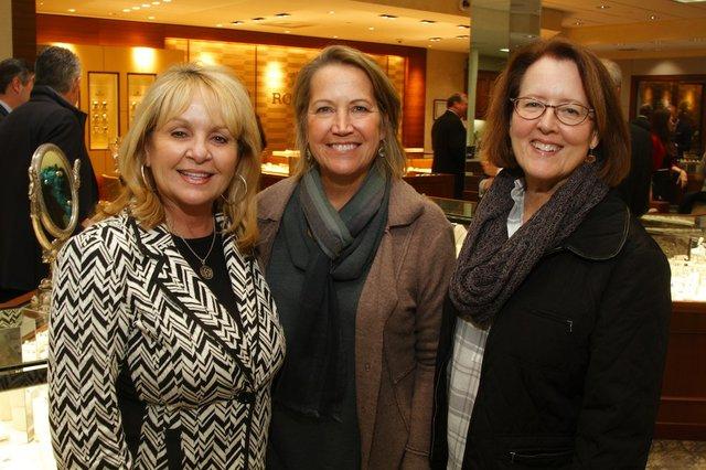 Debra Byrd, Judy Brantley, Leigh Mullen