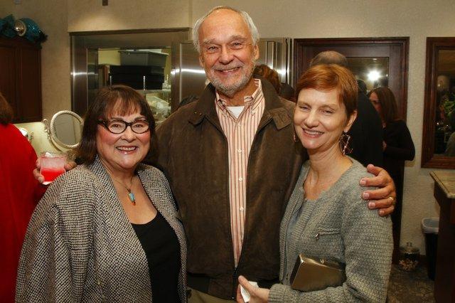 Jessican Robinson, Tom & Ellen Prewitt