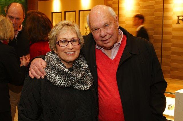 Elaine & Leonard Lurie