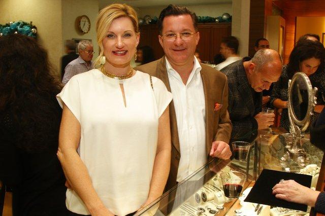 Nicole & Jonathan Ellichman