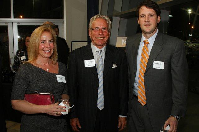 Emily Campbell, Gary Smith,  and Thomas Greer
