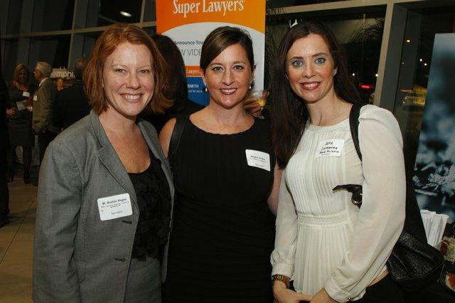 Ruthie Hagan, Megan Arthur, and Jana Lamanna