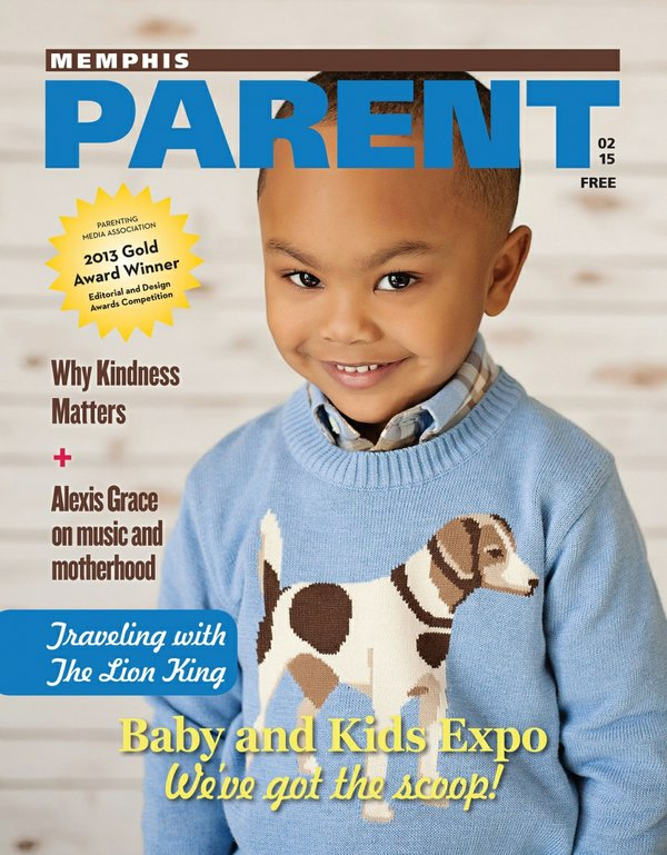 Memphis Parent February 2015