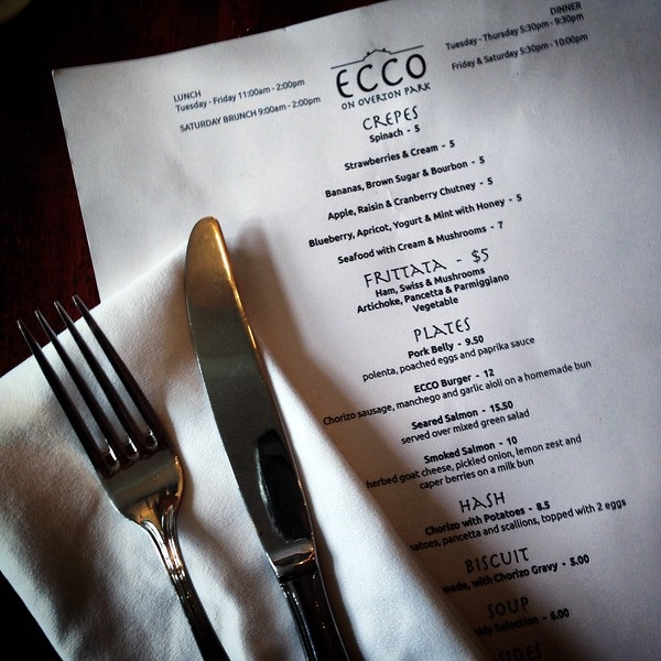 Midtown's Ecco Serves Stylish, Delicious, And Affordable