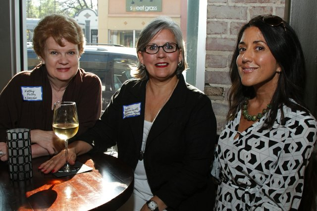 Kathy Kelley, Lisa Brumleve, Penelope Huston