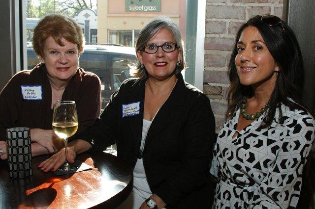 Kathy Kelley, Lisa Brumleve, Penelope Huston