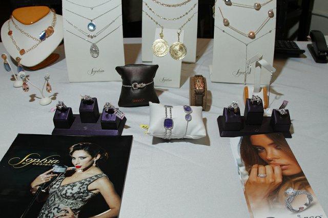 Thanks to our sponsor, Doris McClendon Jewelry