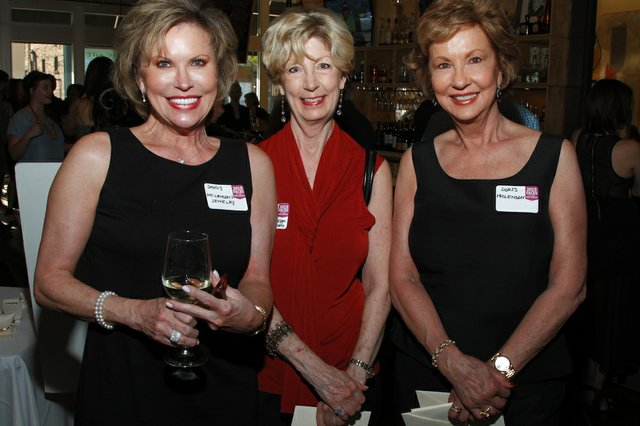 Sandy Kinney, Shari Carter, Doris McClendon