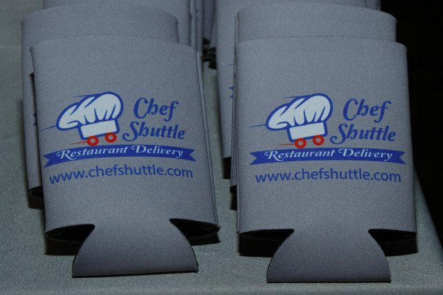 Thanks to our sponsors, Chef Shuttle!