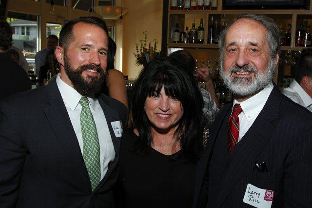 Nick, Joy, & Larry Rice
