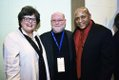 Linda Yarbrough, Tim Sampson, and Calvin Stovall