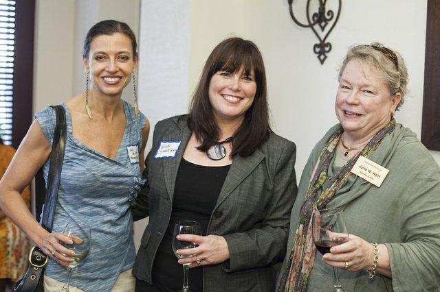 Kelli DeWitt, Wendy Sumner-Winter, June West