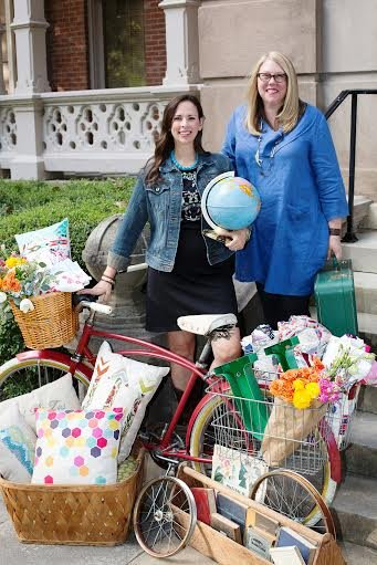 Curated antique, vintage, and handmade marketplace held at the Woodruff-Fontaine House Museum