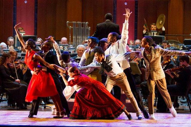 New Ballet Ensemble at the Kennedy Center