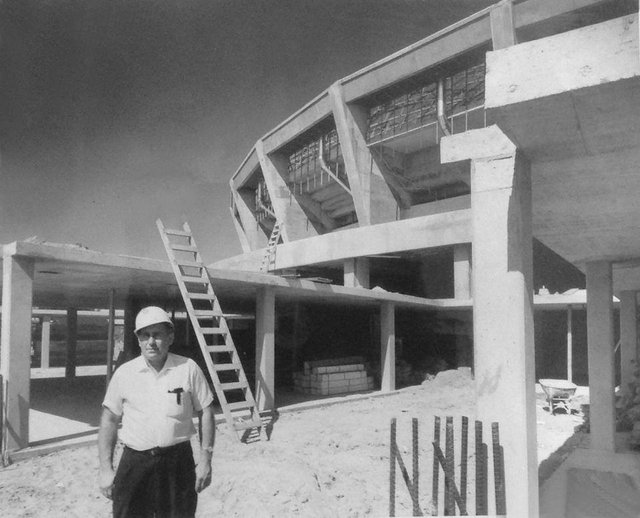 In 1964 Johnie Hryhorchuk helped build the Roundhouse for revival.