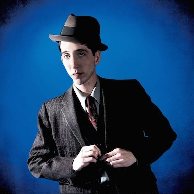 Pokey LaFarge plays tonight at the Levitt Shell.